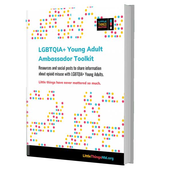 LGBTQIA+ Ambassador Toolkit